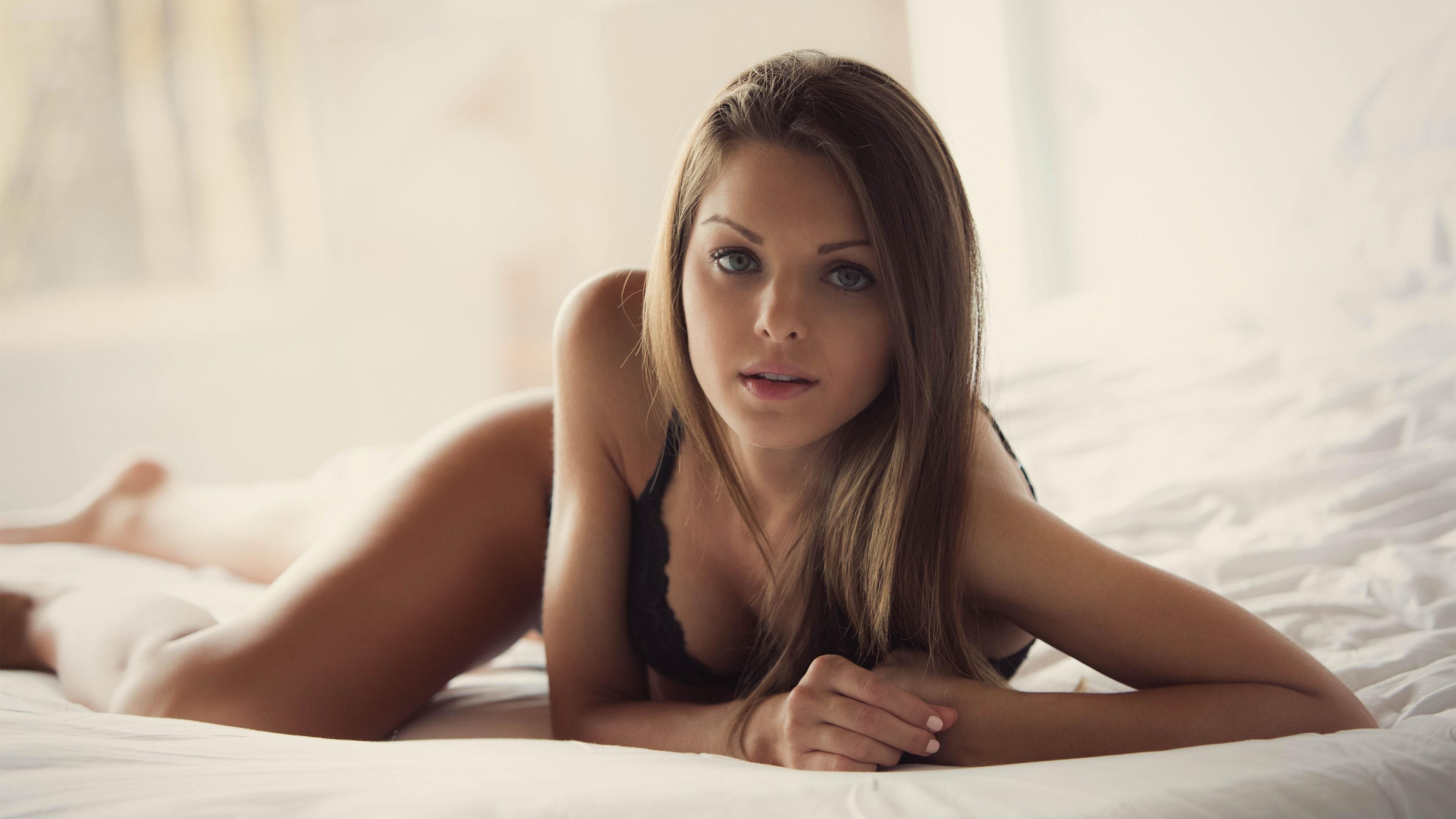 美女模特,欧美女神,性感,金发
