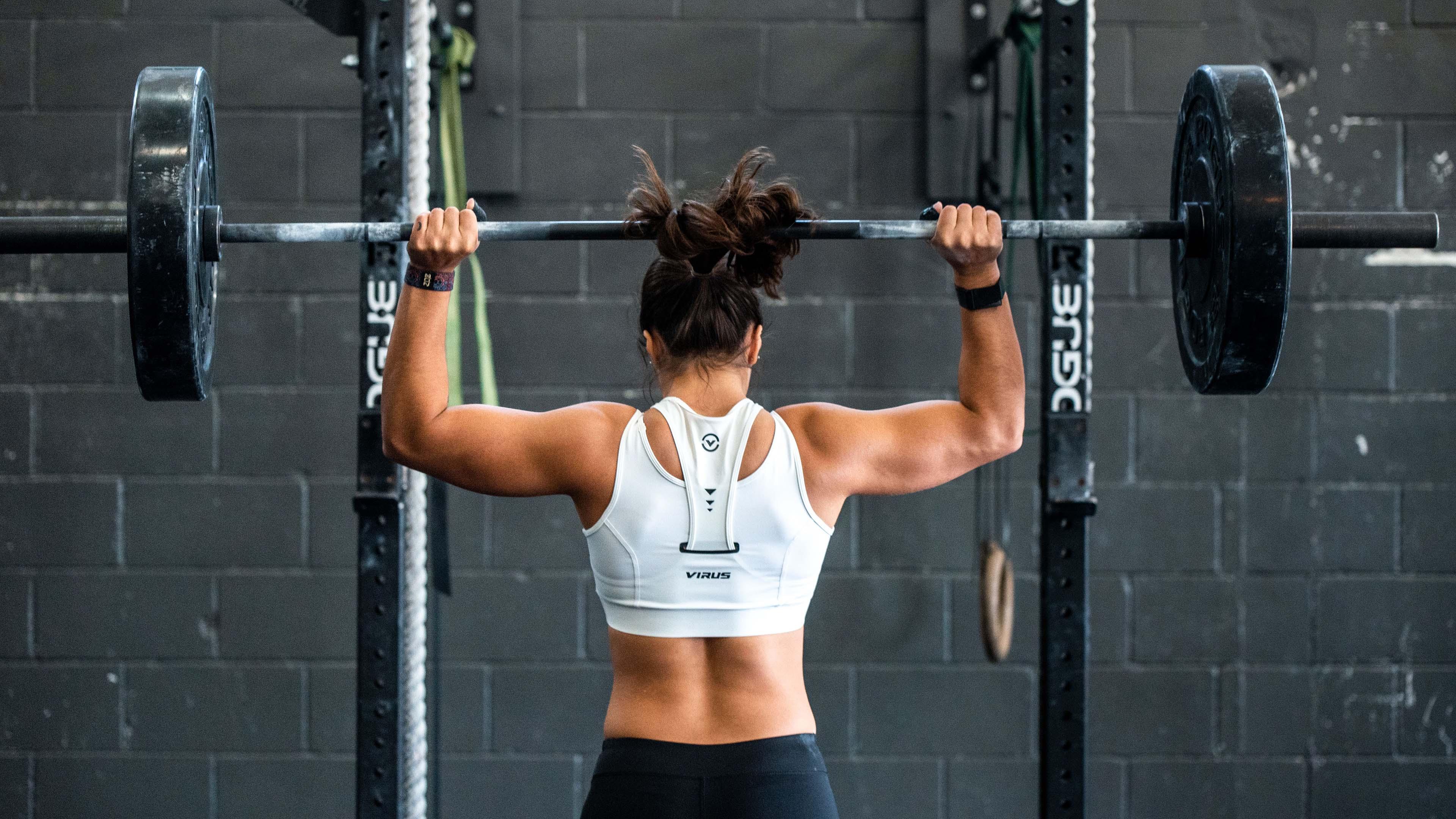 劲爆体育,举重,杠铃,肌肉,健美