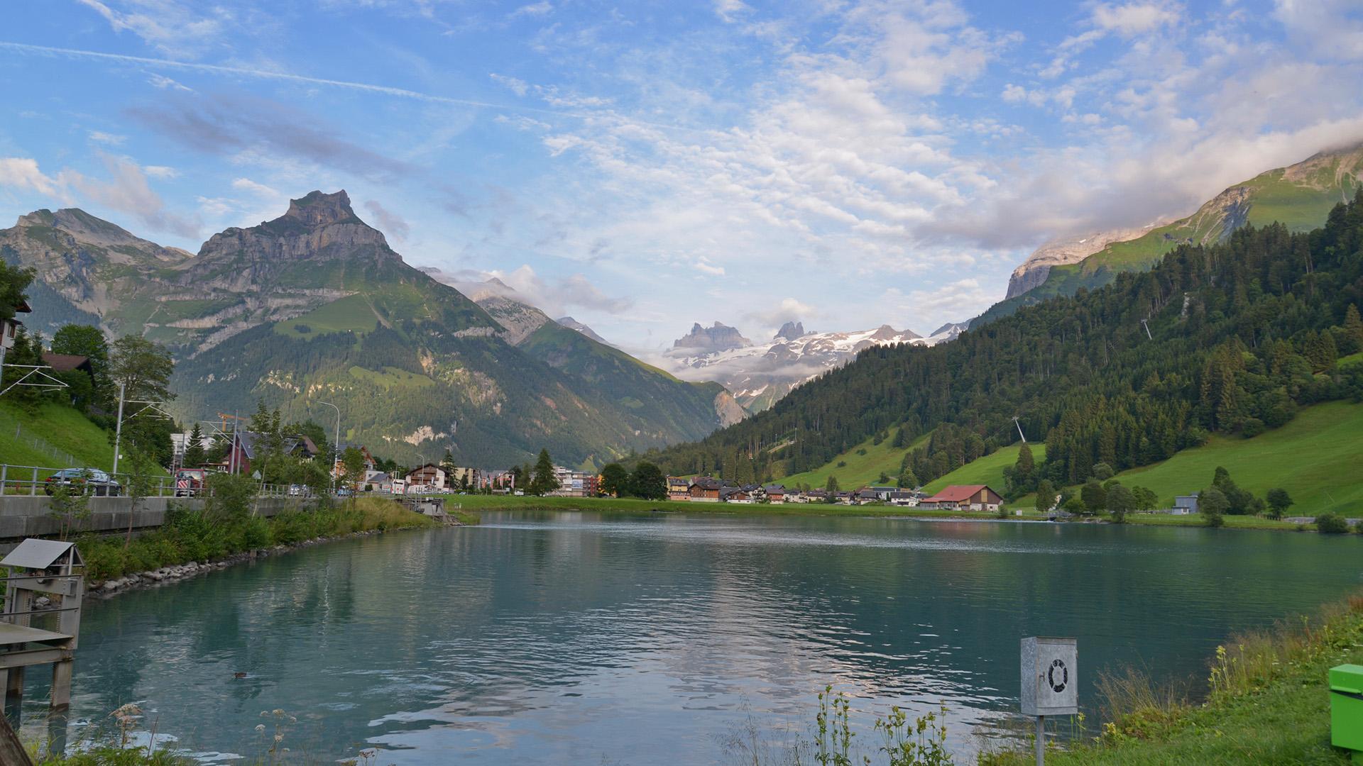 风景大片,自然风光,湖,山脚,山谷,城郊