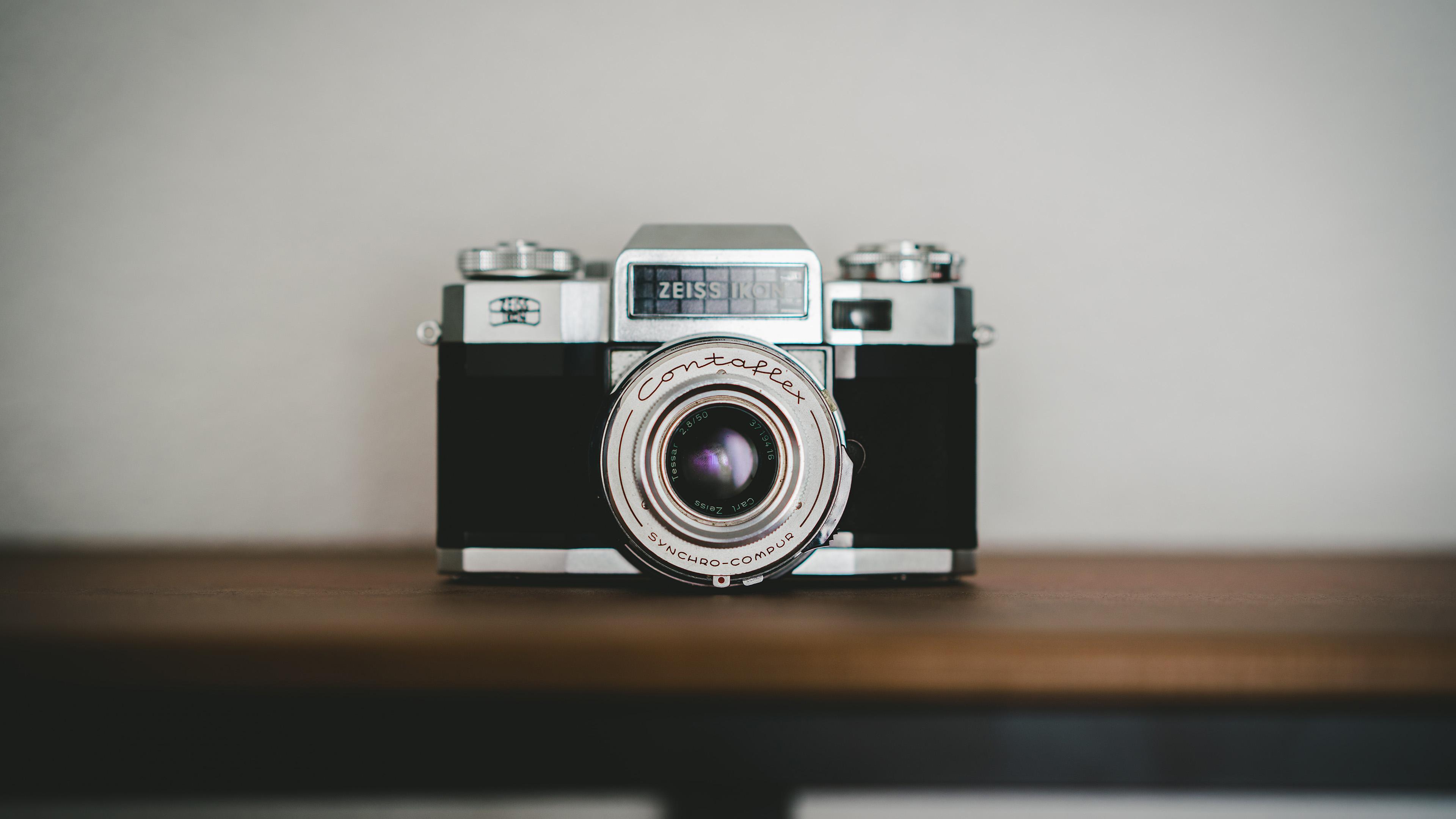 小清新,静物写真,相机,特写,文艺
