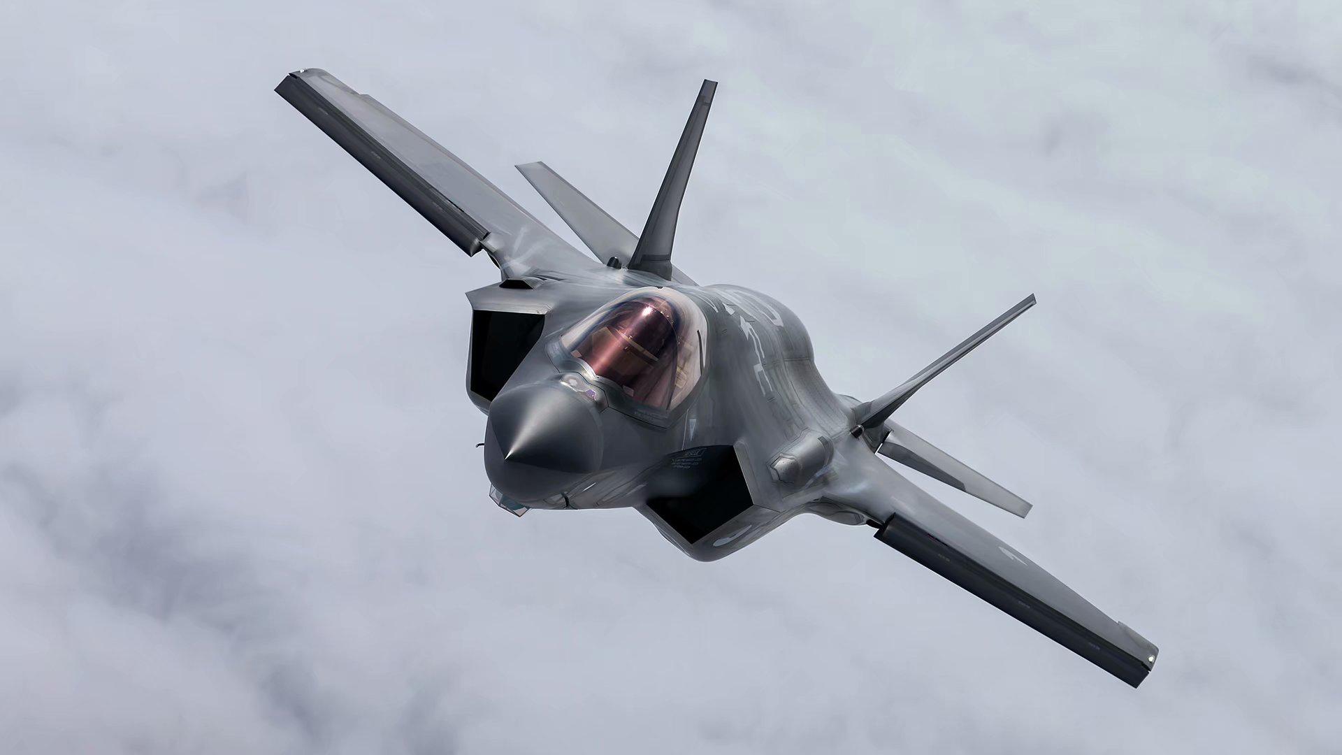 军事天地,战斗机,F35