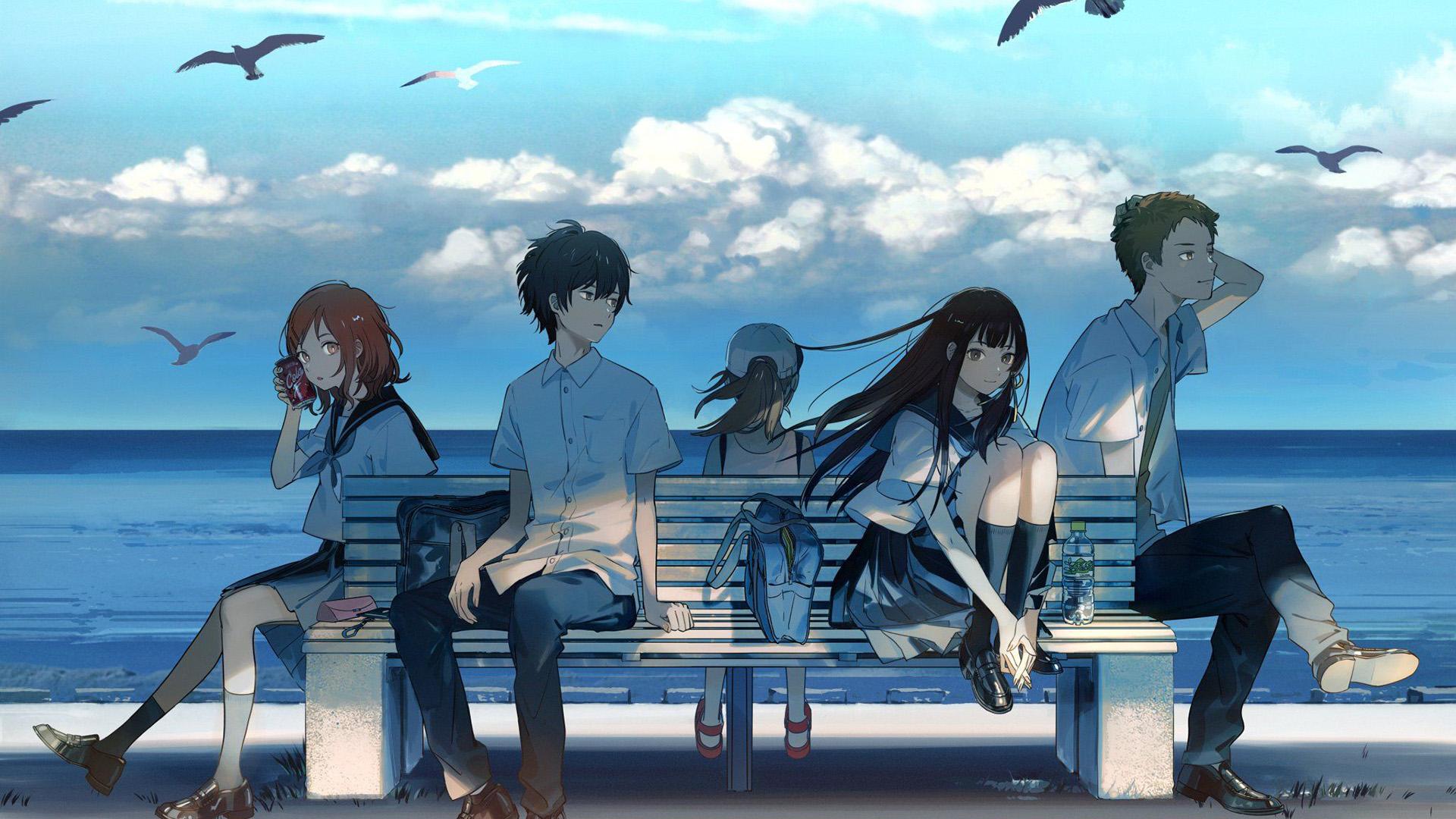 有多少人以友谊的名义,爱着一个人,认为拥有,就是失去的开始。-觅爱图